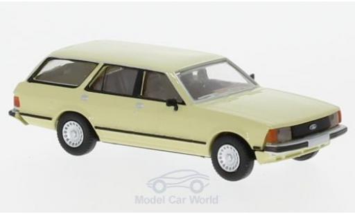 Ford Granada 1/87 Brekina MKII Turnier beige 1978 diecast model cars
