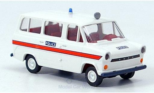 Ford Transit 1/87 Brekina IIa Kombi Polizei (GB) miniature
