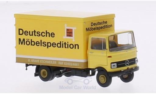 Mercedes LP 608 1/87 Brekina DMS/Krahe miniature