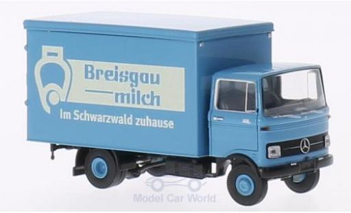Mercedes LP 608 1/87 Brekina Koffer Breisgau Milch miniature