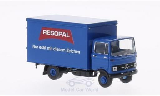 Mercedes LP 608 1/87 Brekina Resopal Koffer miniature