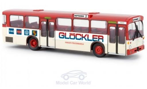 Mercedes Classe GLA 1/87 Brekina O 305 Stadtbus Hanau - Glöckler 1972 miniature