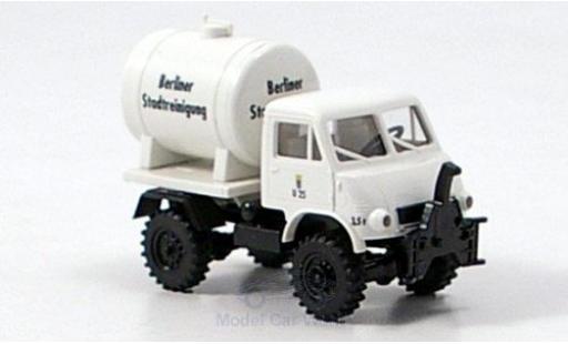 Mercedes Unimog 1/87 Brekina U 402 BSR mit Tank miniature