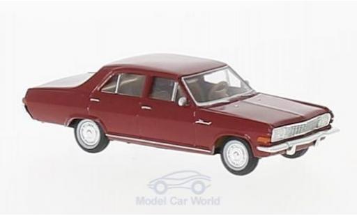 Opel Admiral 1/87 Brekina A dunkelrouge miniature