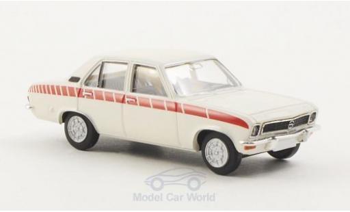 Opel Ascona C 1/87 Brekina A Swinger blanche miniature