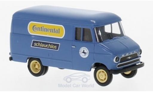 Opel Blitz 1/87 Brekina A Continental miniature