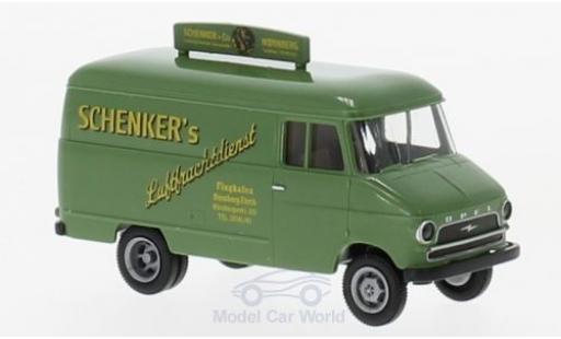 Opel Blitz 1/87 Brekina A Schenker Nürnberg miniature