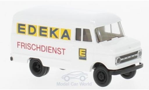 Opel Blitz 1/87 Brekina B Edeka Frischedienst miniature