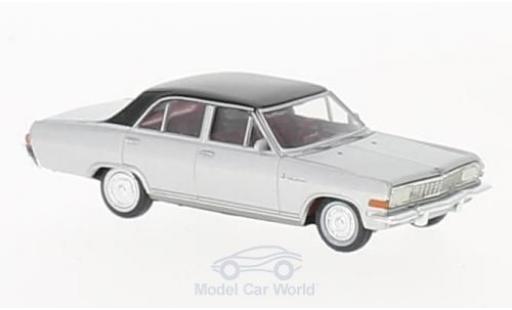 Opel Diplomat 1/87 Brekina A V8 grey/black diecast