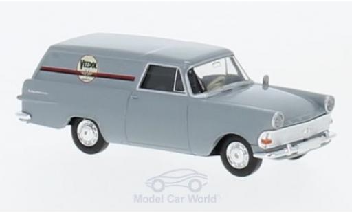 Opel Rekord 1/87 Brekina P2 Kasten Veedol miniature
