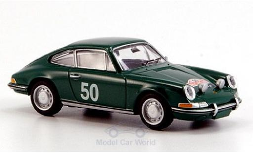 Porsche 911 SC 1/87 Brekina No.50 Rally Monte Carlo 1966 diecast model cars