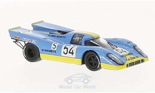 Porsche 917 K 1/87 Brekina K No.54 Gesipa Team 1000 Km Nürburgring 1970 J.Neuhaus/H.Kelleners miniature