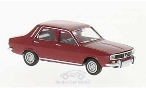 Renault 12 TL 1/87 Brekina TL dunkelrouge miniature