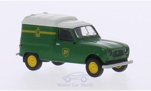 Renault 4 1/87 Brekina R Fourgonnette BP Gas (F) miniature