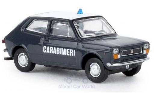 Fiat 127 1/87 Brekina Carabinieri 1971 miniature