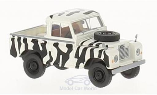 Land Rover 88 1/18 Brekina Safari miniature