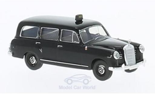 Mercedes 180 1/87 Brekina Kombi Taxi miniature