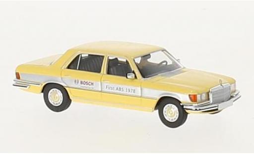 Mercedes 450 1/87 Brekina SEL (W116) Bosch ABS miniature