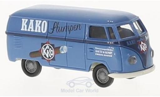 Volkswagen T1 A 1/87 Brekina a Kasten Kako Stumpen miniature