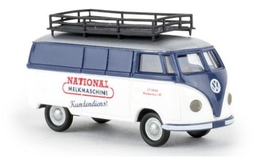Volkswagen T1 1/87 Brekina a Kasten National Melkmaschine 1951 miniature