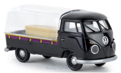 Volkswagen T1 1/87 Brekina b Bestattungswagen 1960 miniature