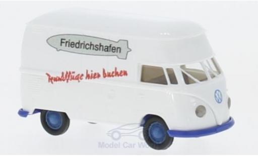Volkswagen T1 B 1/87 Brekina b Hochdach-Kasten Friedrichshafen miniature
