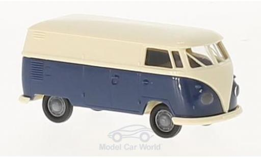 Volkswagen T1 1/87 Brekina b Kasten miniatura