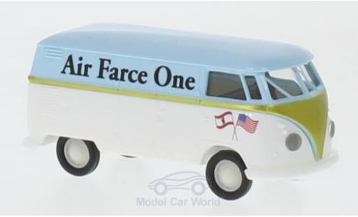 Volkswagen T1 1/87 Brekina b Kasten Air Farce One diecast model cars