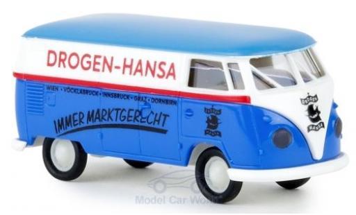 Volkswagen T1 1/87 Brekina b Kasten Drogen Hansa diecast