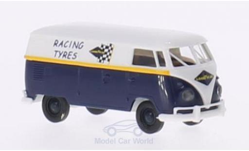 Volkswagen T1 B 1/87 Brekina b Kasten Goodyear (USA) diecast