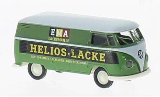 Volkswagen T1 1/87 Brekina b Kasten Helios Lacke miniature
