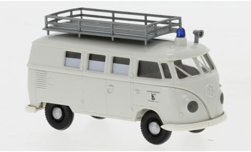 Volkswagen T1 1/87 Brekina b Kombi --Archivmodell aus den 90er-Jahren-- Kats Rheinland-Pfalz 1960 diecast model cars
