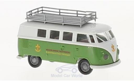 Volkswagen T1 B 1/87 Brekina b Kombi Ned. Padvinders (NL) diecast model cars