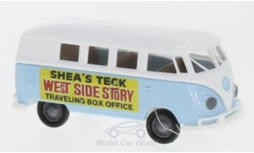 Volkswagen T1 B 1/87 Brekina b Kombi Ticketverkauf West Side Story miniature
