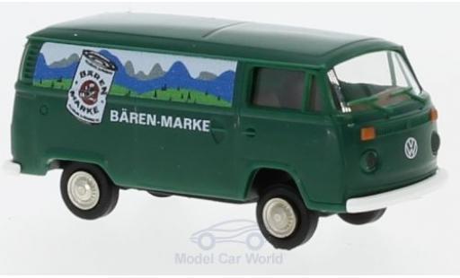 Volkswagen T2 B 1/87 Brekina Kasten Bären-Marke diecast