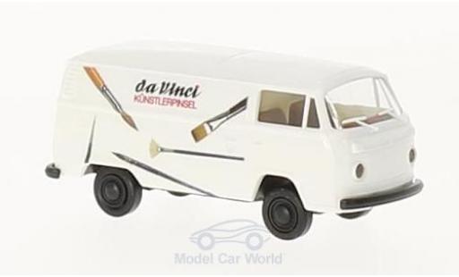 Volkswagen T2 A 1/87 Brekina Kasten da Vinci diecast