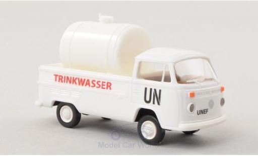 Volkswagen T2 A 1/87 Brekina UN - Trinkwasser mit Ladegut miniature