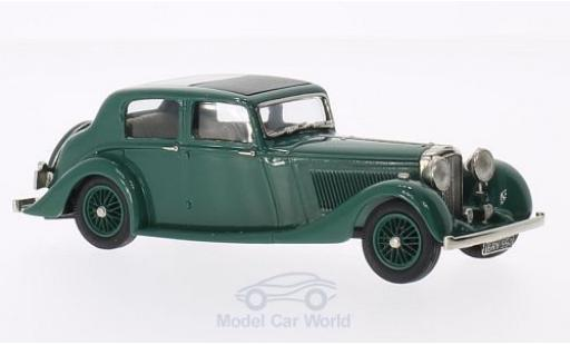 Bentley 4.5 1/43 Brooklin 4 1/4 Litre Park Ward verte 1937 miniature