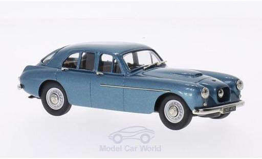 Bristol 405 1/43 Brooklin metallise bleue 1955 miniature
