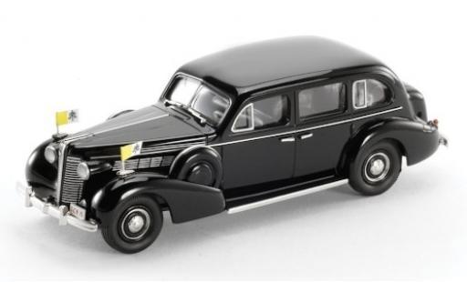 Buick Limited 1/43 Brooklin Series 90L Limousine noire 1938 Edizioni Musei Vaticani miniature