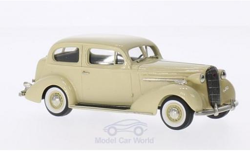 Buick Special 1/43 Brooklin Victoria Coupe M-48 beige 1936 miniature