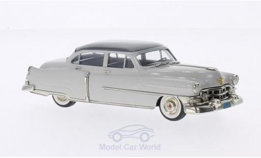 Cadillac Series 62 1/43 Brooklin 4-door Sedan grise/metallise grise 1952 miniature