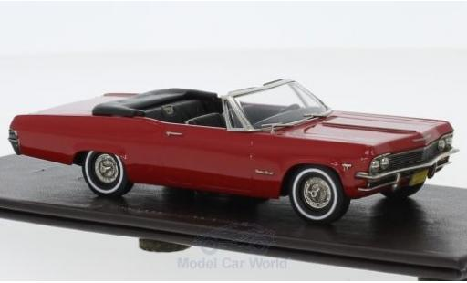 Chevrolet Impala 1/43 Brooklin Convertible rouge 1965 miniature