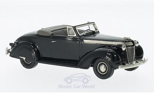 Chrysler Imperial 1/43 Brooklin C-14 2-dr Convertible metallic-dunkelgrün 1937