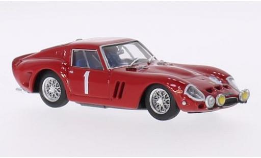 Ferrari 250 1/43 Brumm GTO No.1 Rallye Neige et Glace 1964 châssis 5111GT J.Guichet/J.Clement modellautos