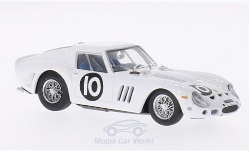 Ferrari 250 TR 1/43 Brumm GTO No.10 Tourist Trophy 1962 3729GT G.Hill diecast model cars