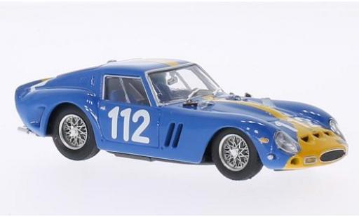 Ferrari 250 1/43 Brumm GTO No.112 Targa Florio 1964 châssis 3445GT U.Norinder/P.Troberg miniature
