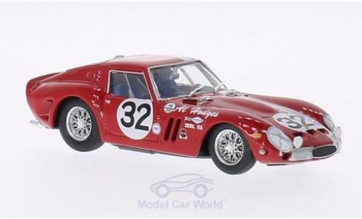 Ferrari 250 1/43 Brumm GTO No.32 Daytona 1964 3223GT Eve/Perkins miniature