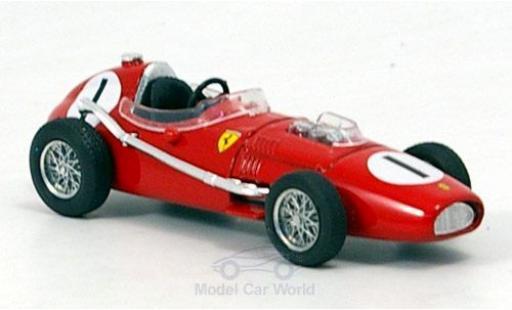 Ferrari D246 1/43 Brumm No.1 Formel 1 GP Großbritannien 1958 P.Collins diecast