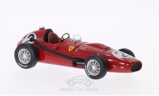 Ferrari D246 1/43 Brumm No.2 Formel 1 GP Großbritannien 1958 M. Hawthorn